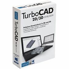 TurboCAD Design Group TurboCAD V2018/2019 2D/3D