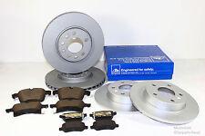 ATE frenos Set - 308mm/264mm DISCOS DE - Pastillas OPEL ASTRA / Zafira