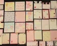 SANRIO MY MELODY  STATIONERY LOT 30 PIECES ALL DIFFERENT