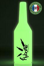 FLAIR BOTTLE FLYBOTTLE FOSFO GREEN PHOSPHORESCENT - JUGGLING EQUIPMENT
