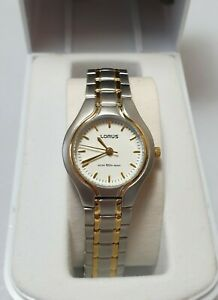 A Ladies Lorus Wrist Watch. Pre Owned New Condition Never Worn