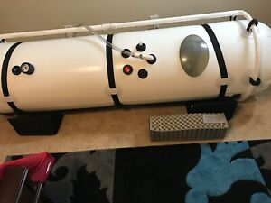 """Healing Dive Portable Hyperbaric Chamber EL 23"""" used"""