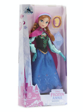 Disney Frozen Classic Doll with Pendant Anna New with Box