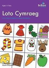 Loto Cymraeg. A Fun Way to Reinforce Welsh Vocabulary, Gwynedd, Martin, Elliott,