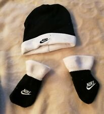Baby Nike Hat And Sock Set