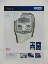 Brother P-touch H105 labelling machine - NEW in box
