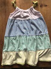 Mini Boden Girls Rainbow Summer Sundress - Age 2-3 Years
