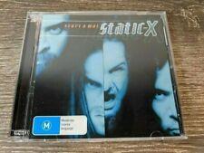 Static-X - Start a War (2005, CD + DVD)