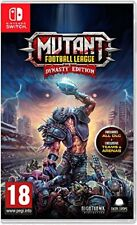 Mutant Football League  Dynasty Edition  SWITCH  NUOVO