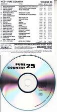COUNTRY MUSIC VCD VIDEO CD KID ROCK SARA STORER BILLY RAY CYRUS ALAN JACKSON