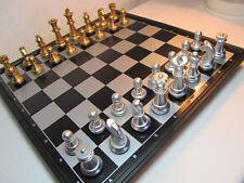 Schach, Magnetisches Schachspiel Schachbrett 25 x 25 cm