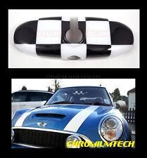 Mini Cooper/S/One R50 R52 R53 R55 R56 R57 R60 Cubierta De Espejo Retrovisor a cuadros