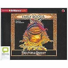 Deltora Quest: Dread Mountain 5 by Emily Rodda (2013, CD, Unabridged)