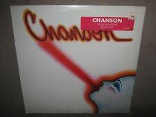 CHANSON S/T SEALED Hype 1st Press New LP James Jamerson Toto Jeff Steve Porcaro