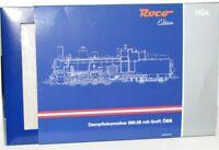 "Roco H0 31032 Leerkarton Zugset ""Dampflokomotive 399.06 mit Gmp"" - NEU"