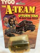 Ho Tyco The A-Team U-Turn Van to race and chase
