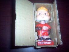 1960s Detroit Red Wings Hockey Mini Bobblehead with Original Box Mint 129.99$