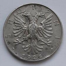 Albania 12 lek 1926 SHqipni