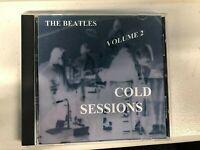 CD: BEATLES COLD SESSIONS CD VOLUME 2 TWICKENHAM 1969 IMPORT ARGENTINA RARE-6193