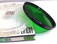 Hoya 82mm Green (X1) Enhancing Glass Lens Filter 82 mm Japan x1 OEM Genuine X 1
