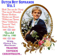 Dutch Boy Sopranos Volume 1  - TRÄUME UNTERM CHRISTBAUM - 1969 -1980