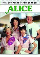 Alice: Linda Lavin Sitcom TV Series Complete Season 5 Box / DVD Set NEW!