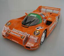 Porsche 962C Jägermeister 1000 km Spa 1986  Limitiert  Norev 1:18  OVP  NEU