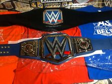 Blue WWE Universal Championship Wrestling Belt Adult Size WWE TITLE BELT BRAND