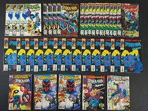 LAST ONES Lot of (36) Spider-man 2099 (1992-94) #4-18 Marvel Comics MoreListed