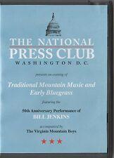 National Press Club Presents 50th Anniversary Performance of Bill Jenkins DVD