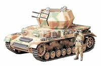 TAMIYA 1/35 German Flankpanzer IV Wilbelwind Model Kit NEW from Japan