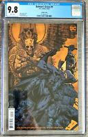 Batmans Grave #9 Stephen Platt Variant CGC 9.8 DC Comics
