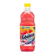 Fabuloso Multi-Purpose Liquid Cleaner, Citrus and Fruits Scent, 22 Ounce