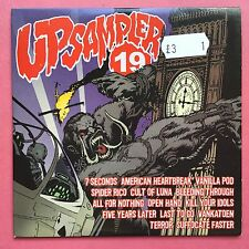 UP Magazine Sampler 19 - 14 Tracks Punk, Heavy Rock - Promo CD - (CBX342)