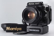 【MINT】Mamiya RZ67 Pro II Medium Format SLR Film Camera w/110 mm lens From JAPAN