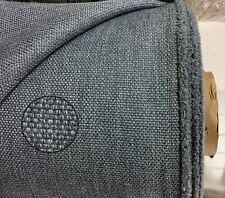Knoll Delite in Slate Upholstery, stain repellant, 12 Yards, More Available