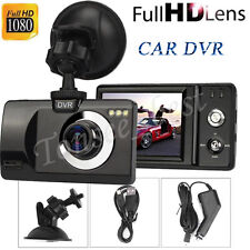 2.4'' HD 1080P CAR DVR G-sensor Vehicle Video Camera Recorder Dash G-sensor Cam
