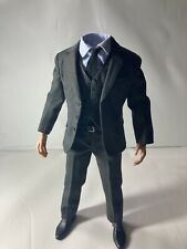 1/6 Scale Male Body And Suit 1/6 Figure Not Hot Toys