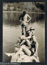 FOTO PHOTO, Frau Bademode Bikini Strand woman swimwear beach plage /93i