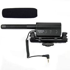 Shotgun Stereo Video Microphone for Canon 5D III 6D 60D 70D 550D 600D 650D LF298
