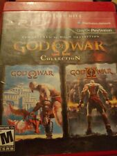 """God of War """"Collection"""" Game for PS3 - Complete"""