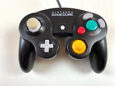 Original Nintendo Gamecube Controller Schwarz DOL-003 #23