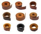 "SLC | Oil Tan Leather Strap | 64"""