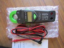 ISO-Tech ICM A9 Medidor De Abrazadera, AC/DC probador Max 600 A AC Cat III 600 V J10 6973995