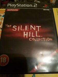 The Silent Hill Collection PlayStation 2 (Not Complete)