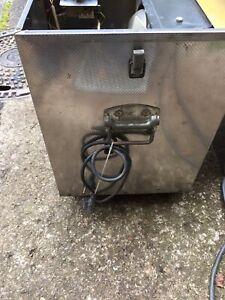 Bierdurchlaufkühler, Würzekühler, Wasserbadkühler, gebraucht