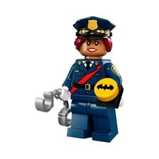 LEGO MINI FIGURINE & FIGURE Série Batman le film 71017 Barbara Gordon N°6 NEUF
