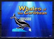 Grenade Grenadines 2010 baleines bloc n° 615 neuf ** 1er choix