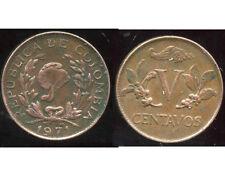 COLOMBIE 5  centavos 1971