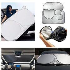 Silver Sun Visor Pantalla de la ventana de matiz de película Sombra Car Sunshade